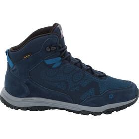 Jack Wolfskin Activate XT Texapore Mid-Cut Schuhe Herren night blue